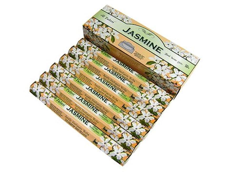 魔法バドミントン若いTULASI(トゥラシ) ジャスミン香 スティック JASMINE 6箱セット
