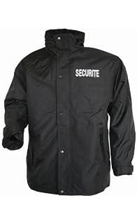 Homme Parka sécurité Cityguard-S Cityguard Fantaisie et Specialty