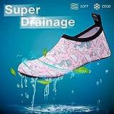 SIMARI Boys Girls' Water Aqua Shoes Swimming Pool