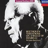 ベートーヴェン:ディアベッリの主題による33の変奏曲
