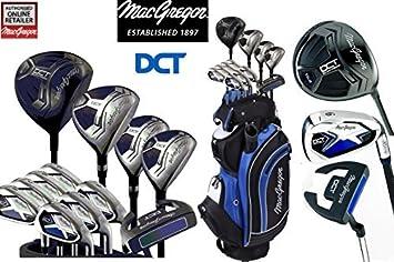MacGregor - SES todo grafito Hombres del Conjunto de golf ...