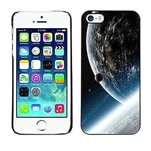 Be Good Phone Accessory // Dura Cáscara cubierta Protectora Caso Carcasa Funda de Protección para Apple Iphone 5 / 5S // Space Planet Galaxy Stars 33