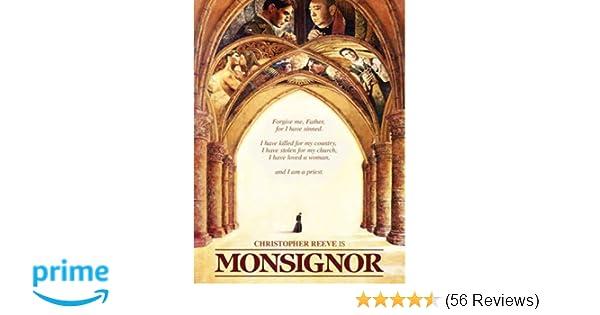 Amazon com: Monsignor: Christopher Reeve, Geneviève Bujold