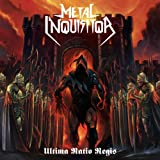 Metal Inquisitor: Ultima Ratio Regis (Ltd.Gatefold) [Vinyl LP] [Vinyl LP] (Vinyl)