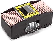 AIZHIWENG Card Shuffle, Casino Automatic Card Shuffler for Poker Games(2 Deck)