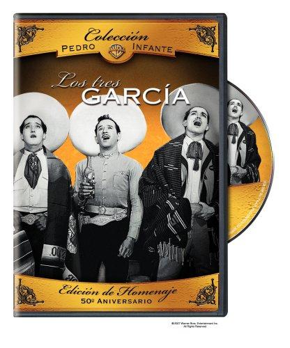 Coleccion Pedro Infante: Los Tres Garcia by INFANTE,PEDRO
