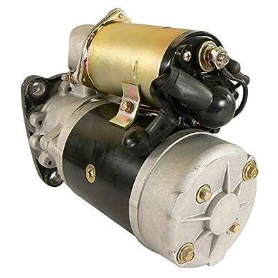 DB Electrical SNK0049 Starter For Komatsu SA6D170A, SA12V140 Engines /600-813-4921, 600-813-4922, 600-813-4923, 600-813-4930, 600-813-4931, 600-813-4932, 600-813-4933/0-23000-6981, 0-23000-7000: Automotive