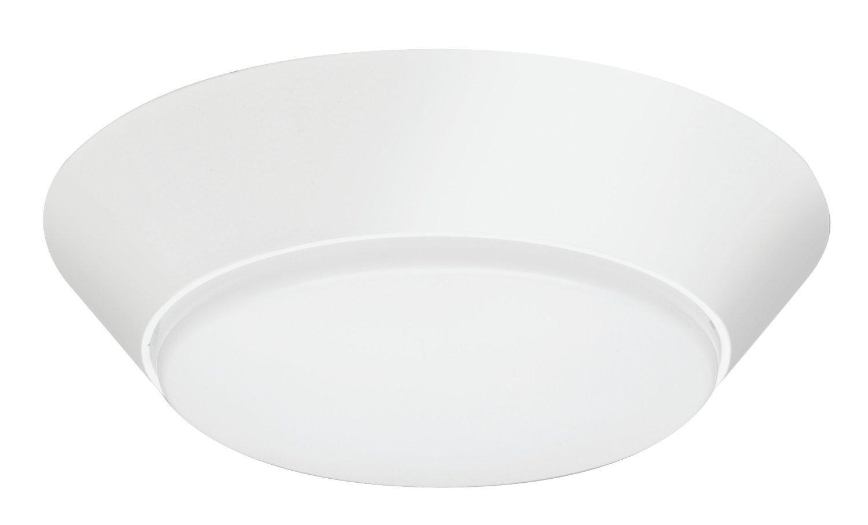 nickel ceiling led mount light brushed flush inch zoom lsd flash bl dimmable lights