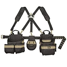 Custom Leathercraft 1614 23-Pocket/5-Piece Comfortlift Combo System