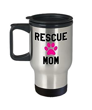 À Poignée De Portable Mom Café Avec Mug Voyage Tasse Isolé Rescue 8nOw0vmN