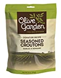 Olive Garden Seasoned Croutons, Garlic & Romano, 5 Ounce (Pack of 9)