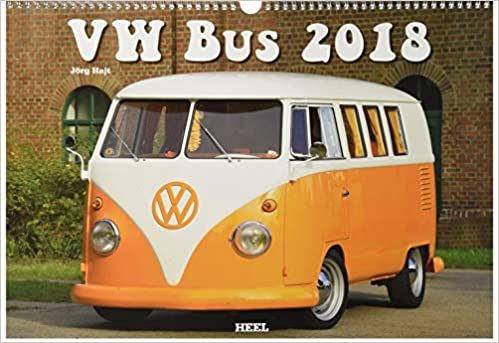 Vw Bus 2018 >> Vw Bus 2018 9783958434493 Amazon Com Books