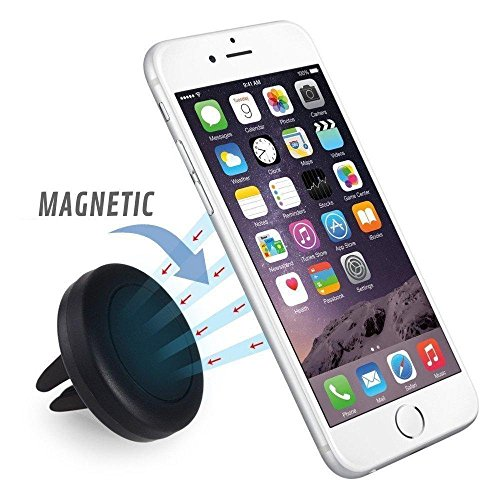 Brave Pioneer Car Mount Vent Magnetic Universal Car Phone Ho
