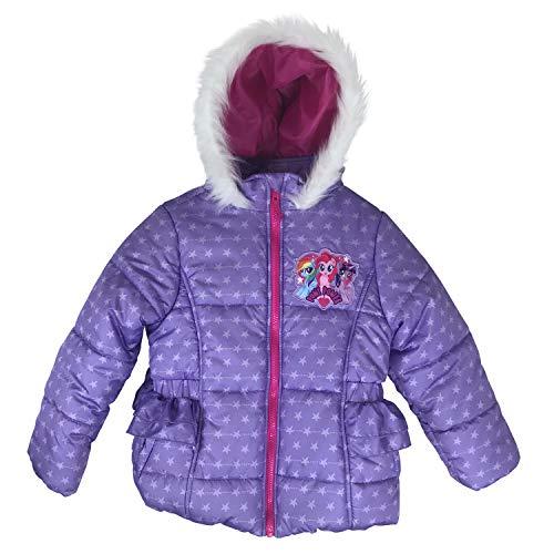 Girls' My Little Pony Puffer Jacket]()