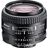 Nikon AF FX NIKKOR 24mm f/2.8D Fixed Zoom Lens with Auto Focus for Nikon DSLR Cameras