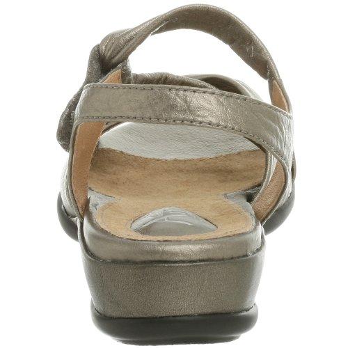 Clarks Lucena - Zapatos destalonados de cuero mujer