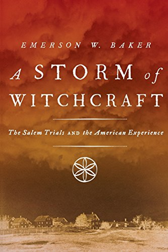A Storm of Witchcraft: The Salem Trials and the American Experience (Pivotal Moments in American History)]()