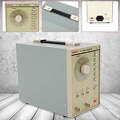 RanBB Signal Generator, 110V High Frequency Adjustable RF Signal Generator Radio Frequency 100kHz-150MHz