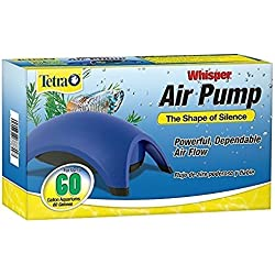 Tetra Whisper Air Pump (60-Gallon)