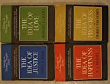 img - for The Idea Of Justice /  The Idea Of Love /  The Idea Of Happiness /  The Idea Of Progress (4 Volume Set) book / textbook / text book