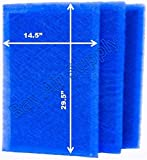 Cheap RAYAIR SUPPLY 16×32 Pristine Air Cleaner Replacement Filter Pads 16×32 Refills (3 Pack)