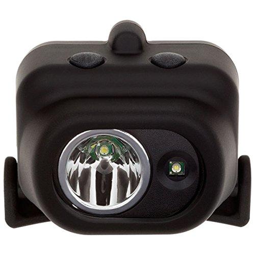 Nightstick NSP-4608B Dual-Light Multi-Function Headlamp, Black