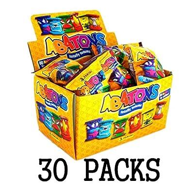 abatons entièrement Totems–FULL Boîte (Lot de 30)–Panini