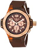 MULCO Unisex MW2-9619-033 Analog Chronograph Swiss Watch