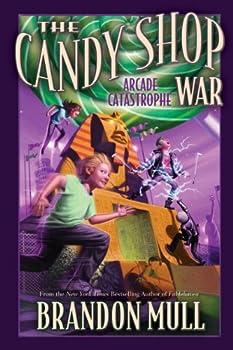 Arcade Catastrophe 1481411209 Book Cover