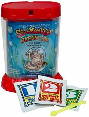 Sea Monkey Ocean Zoo: Amazon.es: Juguetes y juegos