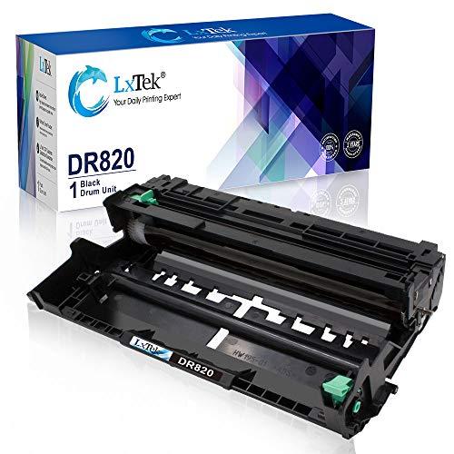 LxTek Compatible Drum Unit Replacement for Brother DR820 DR-820 to use with Laserjet HL-L6200DW MFC-L6800DW MFC-L5900DW HL-L5100DN MFC-L5800DW DCP-L5600DN HL-L5200DW HL-L5200DWT HL-L6300DW (1Black)