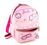 Best Barbie Book Bags - YOURNELO Girl's Pretty PU Leather Cute Rucksack School Review