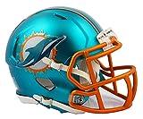 NFL Miami Dolphins Riddell Alternate Blaze Speed Full Size Replica Helmet