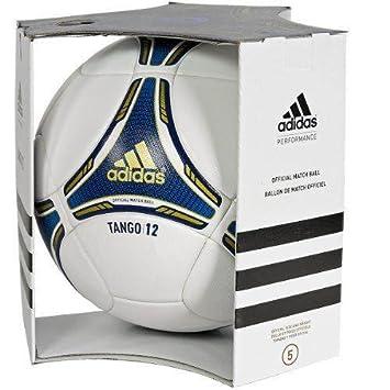 adidas FIFA 2012 Match Balón Tango 12 White de Satellite de 5 ...