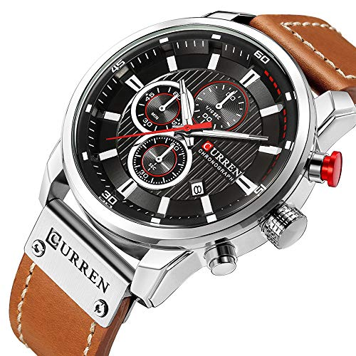 Mens Military Sport Watches Men