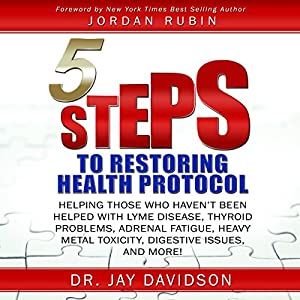 5 Steps to Restoring Health Protocol Audiobook