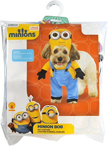 Minion Bob Arms Pet Suit  Small (Large Image)
