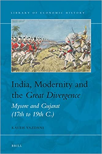 Buy india modernity and the great divergence mysore and gujarat buy india modernity and the great divergence mysore and gujarat 17th to 19th c library of economic history book online at low prices in india india fandeluxe Images