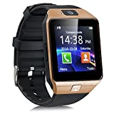Padgene DZ09 Bluetooth Smart Watch Camera for Samsung Note Nexus 6 Htc Sony and Other Android Smartphones