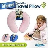 Cloudz Kids Travel Neck Pillows - Pink