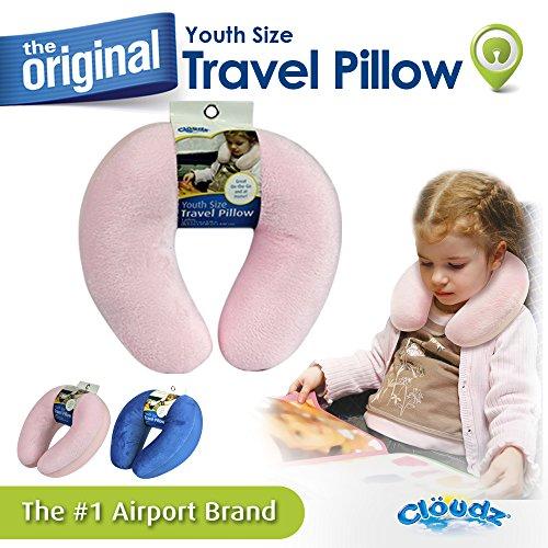 Cloudz PIL 944257 AMZ Kids Pillows Pink product image