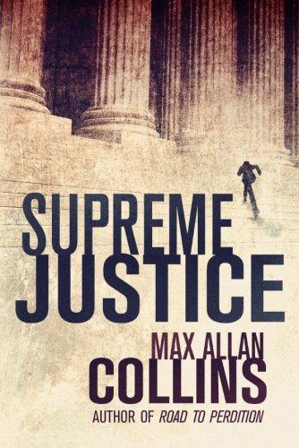 Download Supreme Justice (Reeder and Rogers Thriller) ebook