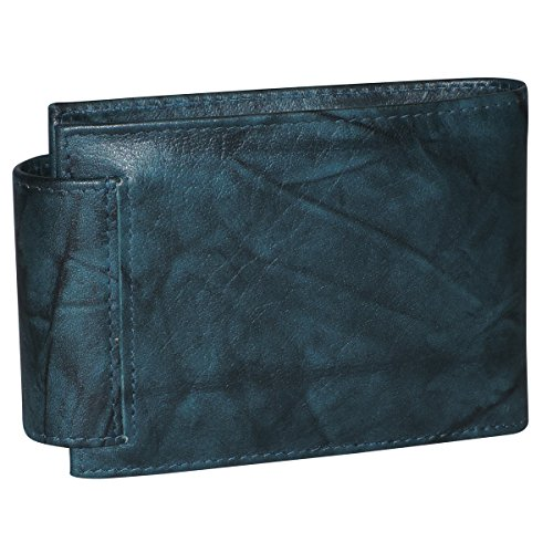Convertible Billfold Heiress Teal Deep Wallet Buxton 5f1wxYE