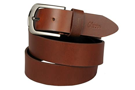 Nerita Men Formal Casual Genuine Leather Belt