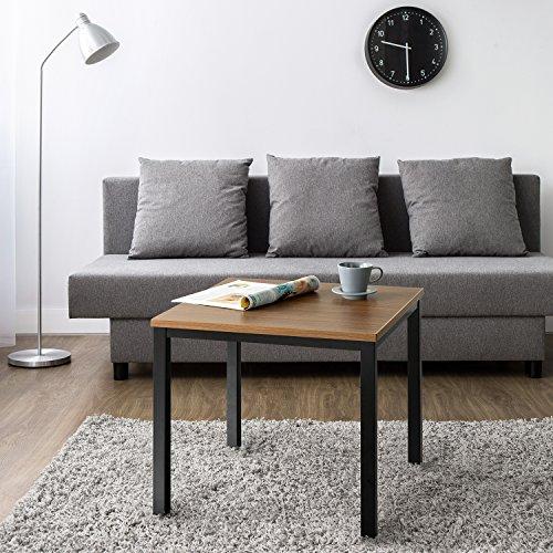 (Zinus Dane Modern Studio Collection Soho End Table, Brown)