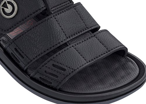 Textile Ipanema Black Santorini Size 9 Slide On Slip Men's 9 Cartago Black ggr1t