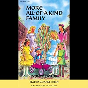 More All-of-a-Kind Family Audiobook