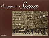 img - for Omaggio a Siena by Omar Calabrese (2005-12-30) book / textbook / text book
