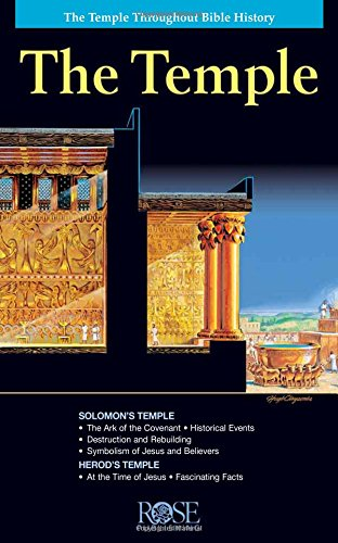 Temple pamphlet: The Temple Throughout Bible History