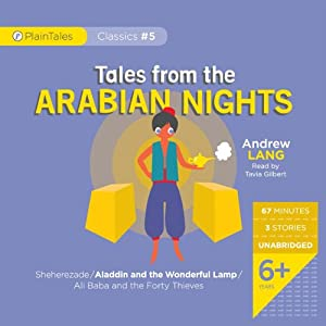 Tales from the Arabian Nights Audiobook
